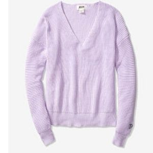 New pink Victoria's SECRET sweater